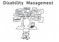Logo del Disability Management