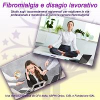 Manifesto Fibromialgia e disagio lavorativo